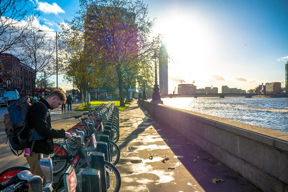 How to get from LHR (London Heathrow international airport) to downtown London.