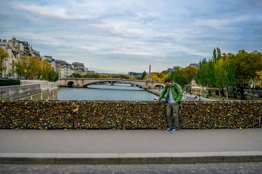 Things to do with one day in Paris