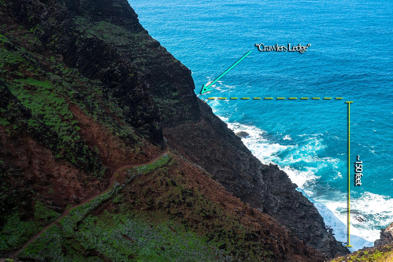 How to hike the Kalalau Trail, Hawaii - 1 Life on earth Kalalau Trail Map on torreya state park trail map, superior hiking trail map, kauai map, sunrise trail map, mahaulepu trail map, forest park trail map, hanalei trail map, hanakapiai map, waimea trail map, na pali trail map, maui hiking map, hawaii map, appalachian trail georgia elevation map, waipio valley trail map, manoa falls trail map, napali coast hiking trail map, bonelli park trail map, kokee state park trail map, kaibab trail map, sleeping giant trail map,