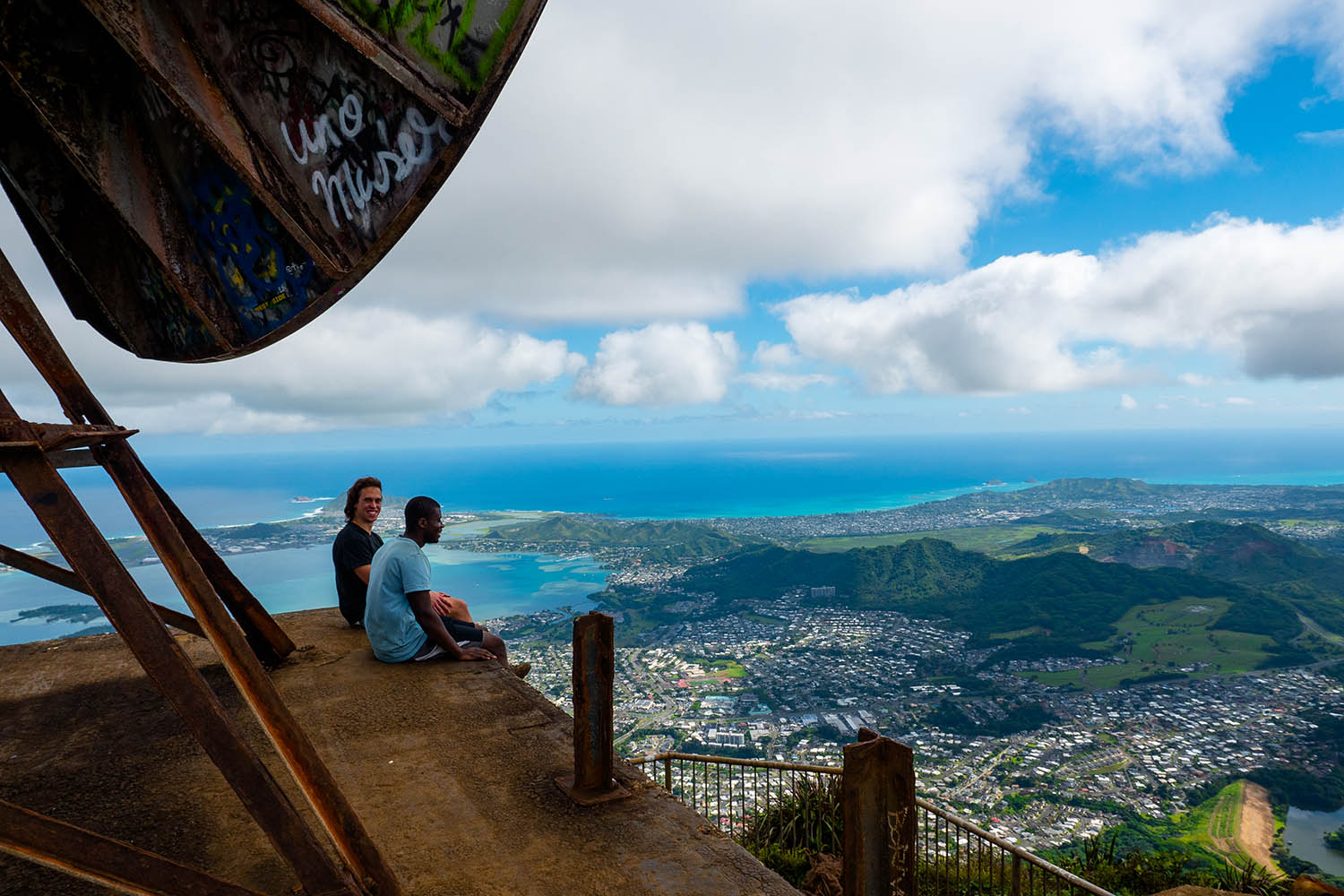 Rental Car Places >> Stairway to Heaven Oahu – 1 Life on Earth