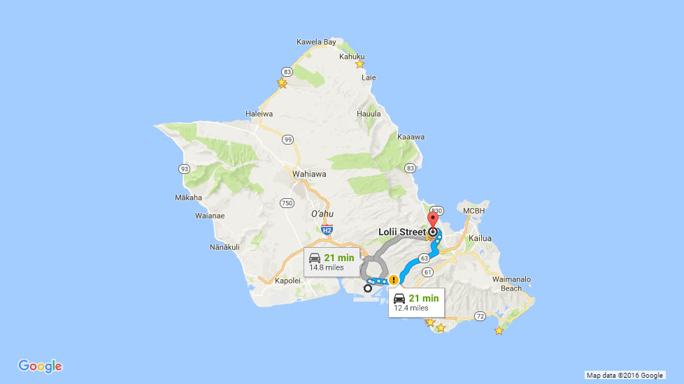 How To Climb The Stairway To Heaven Haiku Stairs Hawaii - Where is hawaii located on the map