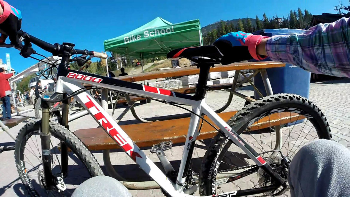 How to survive your first trip to Whistler bike park