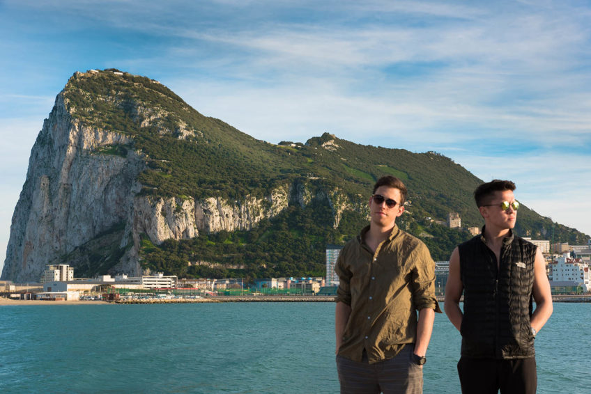 How to Climb the Rock of Gibraltar