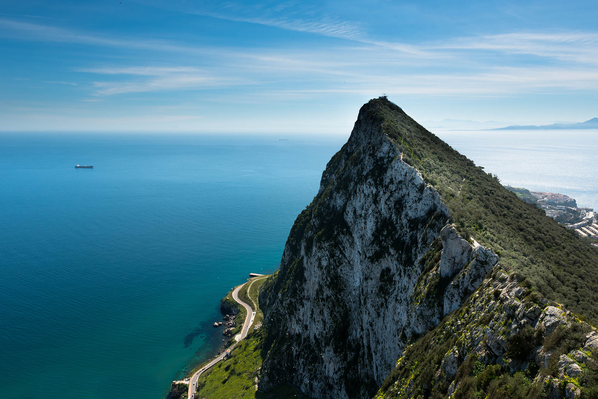 How To Climb The Rock Of Gibraltar 1 Life On Earth