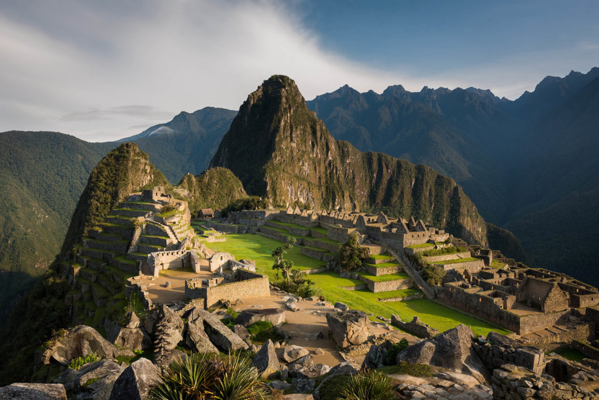 How to Machu Picchu Peru