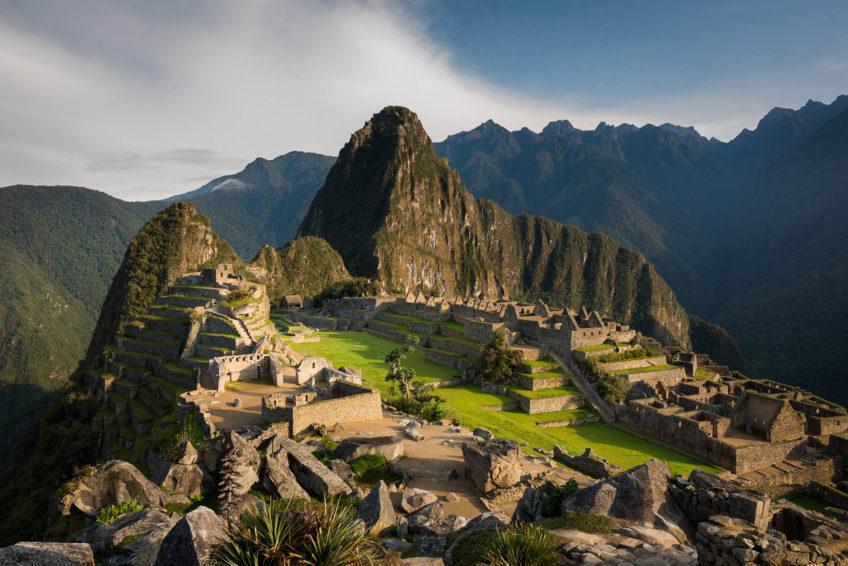 How to Machu Picchu Peru
