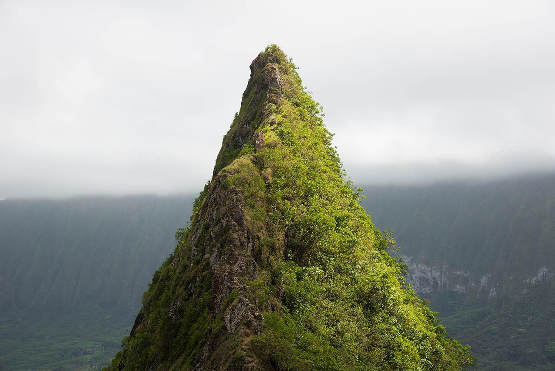 The Dangerous Third Peak