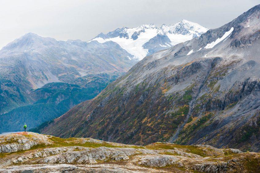 Top 4 Hikes Near Anchorage Alaska