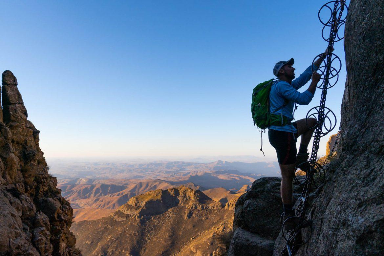 Sentinel Peak Hike South Africa