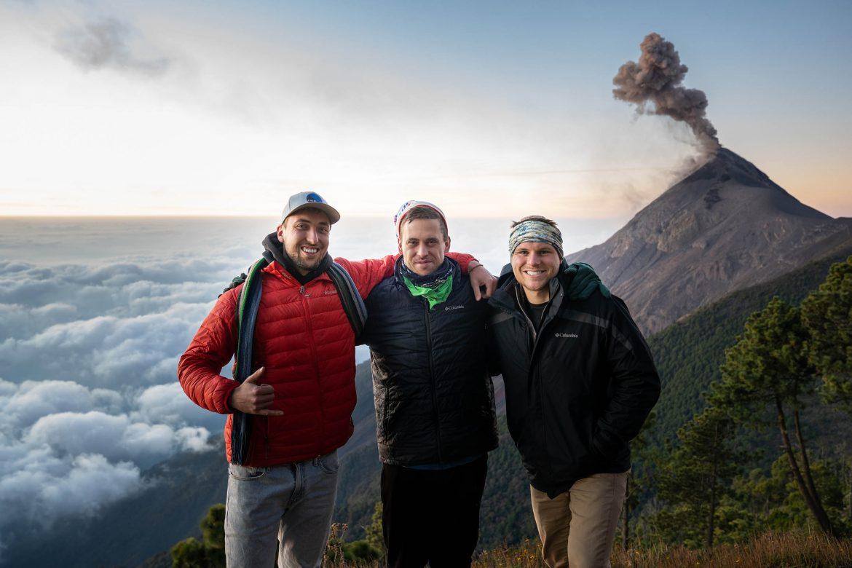 How to Climb Volcan De Acatenango Guatemala